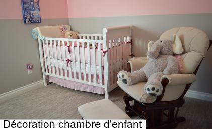 Comment bien décorer une chambre d\'enfant ?
